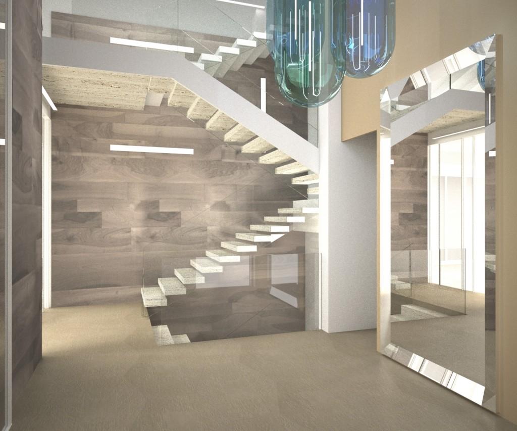 Interior design Villa privata Reggio Emilia PERUSKO Architects