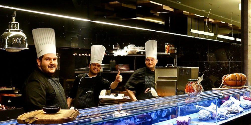 Varrone Milano grill