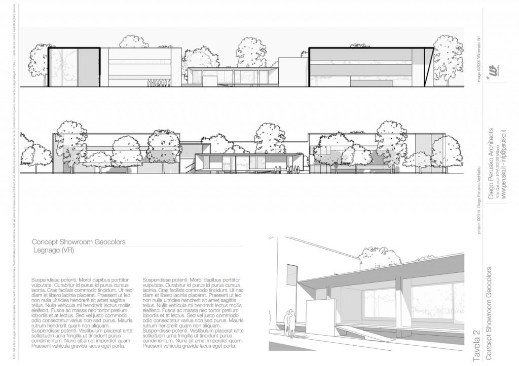 Geocolors - Showroom Concept