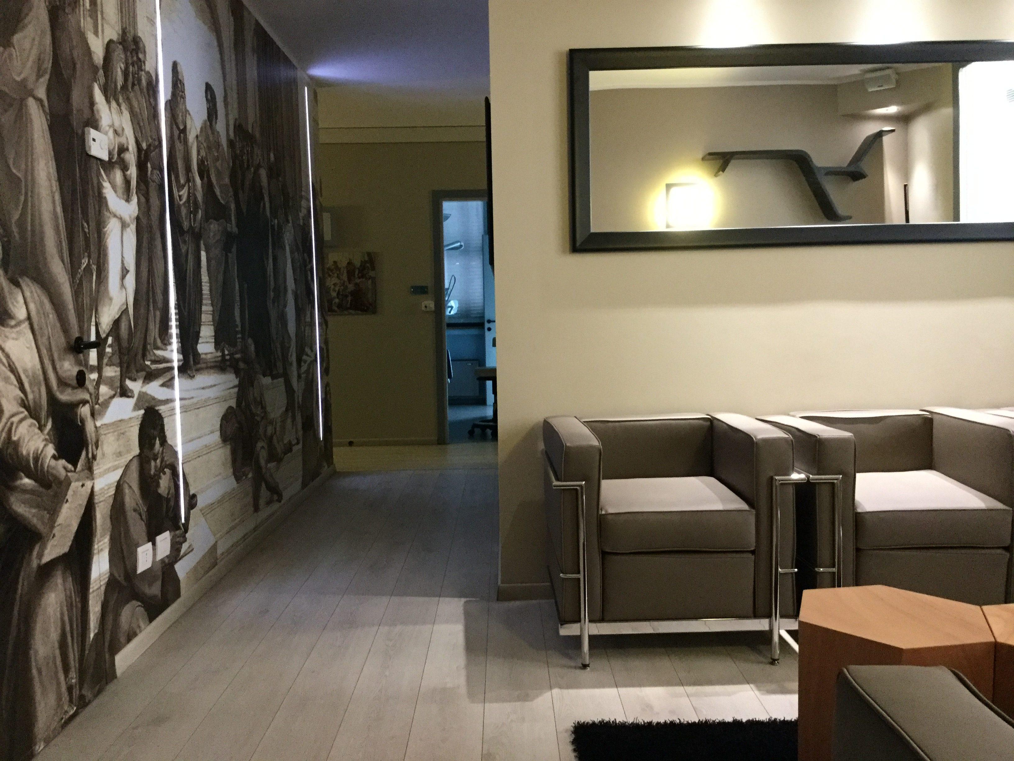 In Sala D Attesa.Concept E Design Sala D Attesa Studio Dentistico Viadana